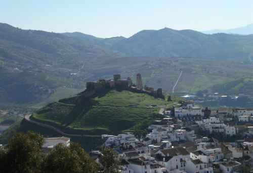 Alora Spain  city photo : Fascinating Holidays in the Moorish Town of Alora